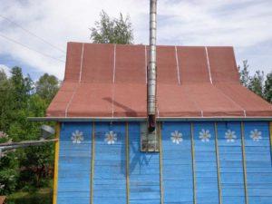 Как пошагово покрыть крышу рубероидом своими руками