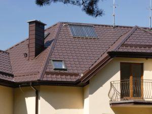 Как правильно выбрать металлочерепицу для крыши дома