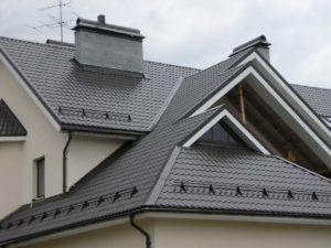 Как рассчитать нужное количество металлочерепицы на крышу в домашних условиях