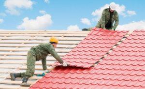 Как считать минимальный угол наклона крыши из металлочерепицы