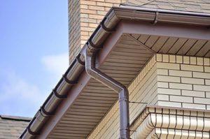 Как сделать пластиковые отливы для крыши