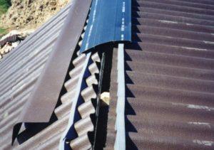 Как правильно сделать конек на крышу своими руками