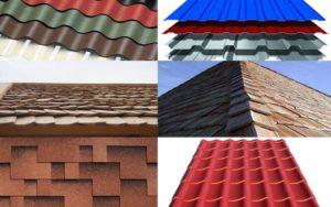 Что лучше выбрать для покрытия крыши: ондулин или профнастил