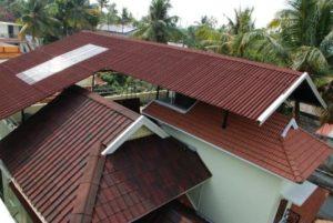 Сколько составляет срок службы ондулина на крыше