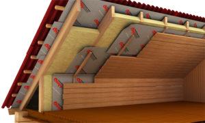 Нужна ли пароизоляция холодной крыши под профнастил и ее монтаж