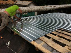 Чем покрыть крышу гаража вместо рубероида