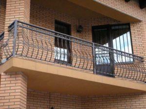 Как можно Как можно сделать ограждение для балкона из металла своими рукамисделать ограждение для балкона из металла своими руками