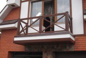 Как можно сделать ограждение для балкона из металла своими руками