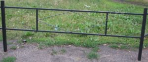 Как сделать газонные ограждения своими руками