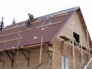 Как сделать шумоизоляцию крыши дома из профнастила своими руками