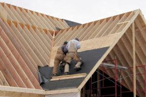 Устройство и монтаж стропильной системы многощипцовой крыши