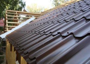 Пошаговое утепление крыши под металлочерепицу своими руками